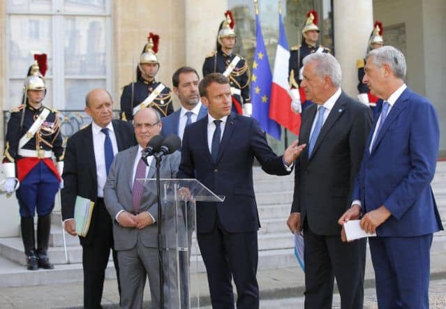Turning illegal migration into legal migration:  EU working with Macron and allies to facilitate illegal migration…not even trying to pretend anymore.