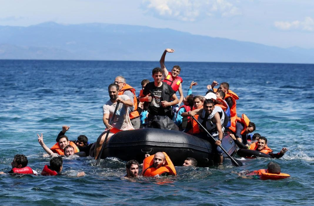 Let the good times roll in Greece:  More than 800 Illegal Migrants Cross into Greece in Less than 48 Hours.