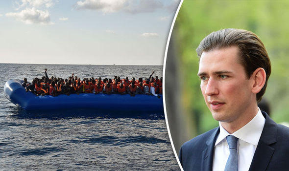 """Europe needs a """"coalition of the unwilling"""" to fight for a new EU migration policy built around denying entry and sending the migrants back to their own countries."""