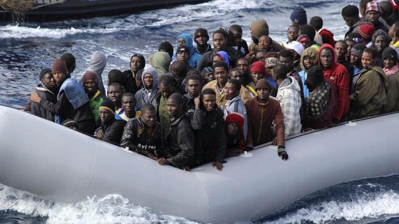 How would Italy's idea for a new EU migrant distribution system work?