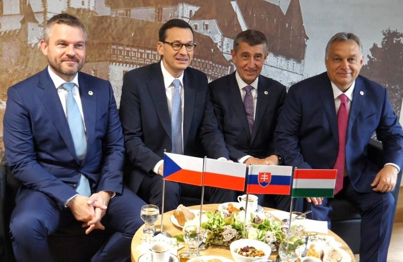 Orban: V4 partners ready to renew help to protect Hungarian border.