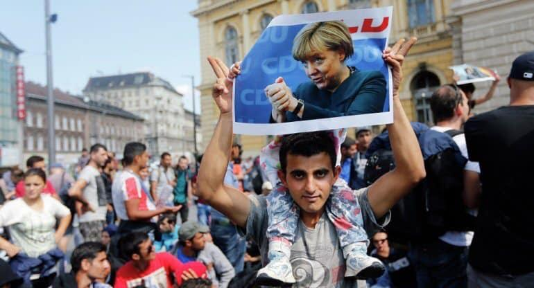 Germany demands migration overhaul.  Sure they do…after the mess they created.