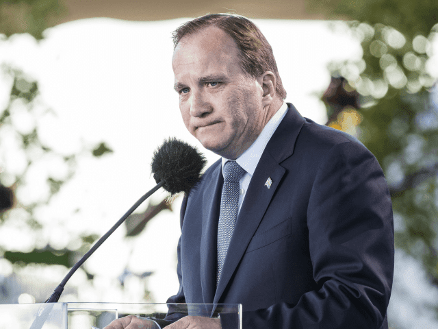 Simply pathetic. Sweden PM tries to claim there is no link between gang violence and mass migration.