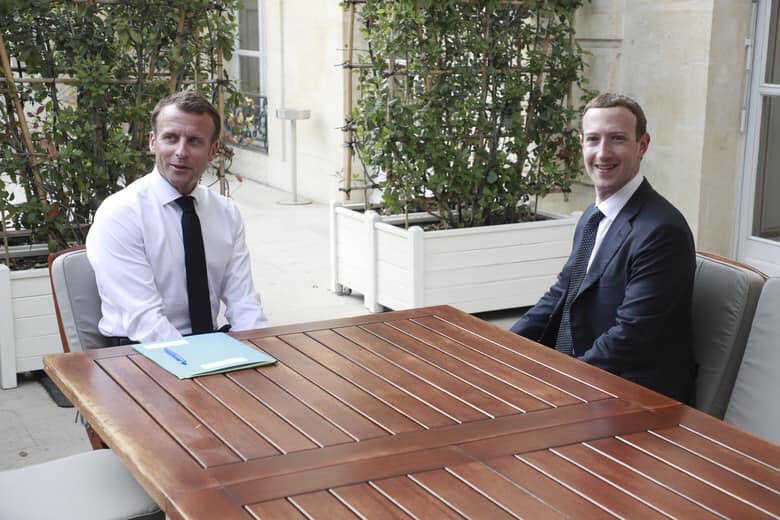 France 🤔:  There must be an election coming soon if Macron starts to talk tough on migration…most realize he is a fraud.