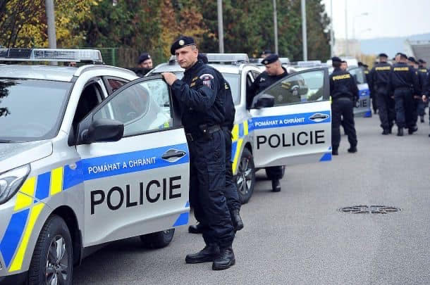 Well prepared:  Czechia police train for reintroduction of checks at Slovak border in case of migrant crisis.
