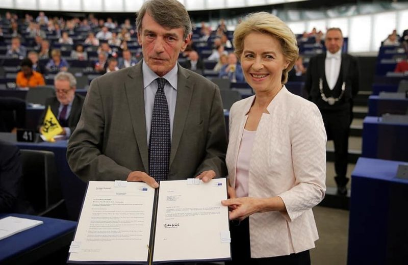 Von der Leyen Commission is as bad as Team Juncker.
