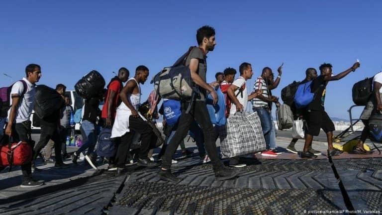 Greece expects 100,000 more migrants in 2020.