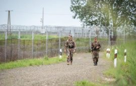 Pressure starting to build again at Hungary's border:  Tunnels constructed by illegals discovered near border fence.
