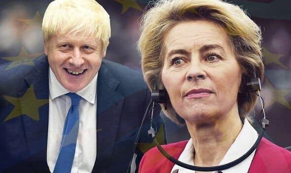 Von der Leyen Commission and EU may really shoot their own eyes out!