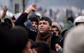 """Czechs embrace reality and reject """"unaccompanied minors"""" from Greece."""