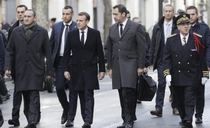 France on his knees again as it pledges to relocate 400 migrants from Greece.