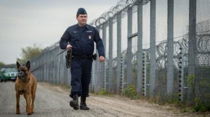 Hungary:  60 Migrants Try to Break Through Border Fence.