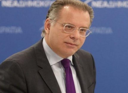 """On target:  Alt Migration Minister from Greece says, """"NGOs-Leeches set up overnight to get EU funding""""."""