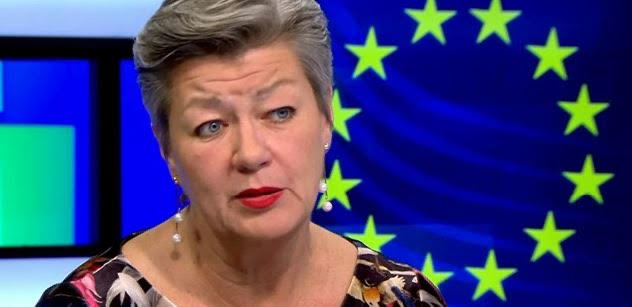 The EU's new Migration Minister from Sweden has declared the migrant crisis over. 🙈🇪🇺