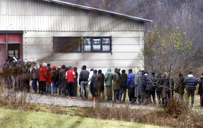 Bosnia: 'migration is also a security problem…it's no longer about refugees'.