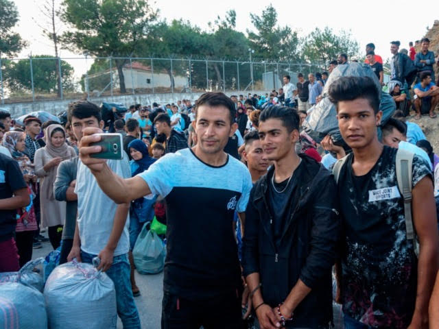 Transforming illegal migration into legal migration:  Many left-wing activists and opportunists looking to profit enable this mass migration.