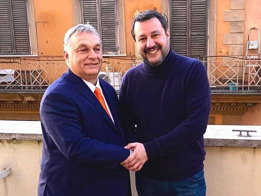 Italy's Salvini risks new trial over alleged 'migrant kidnapping'.