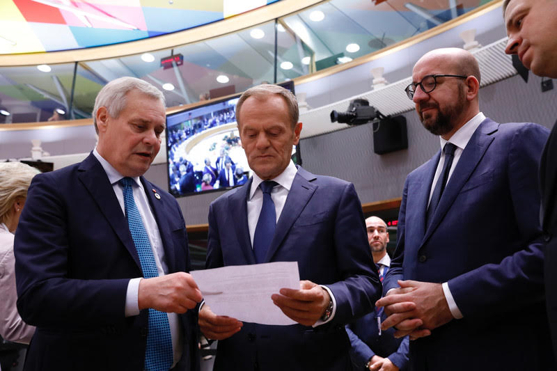 EU cat fight over budget:  How to spend more with less…much less after Brexit.