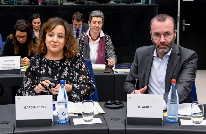 """The EPP's Manfred Weber and members of this """"Grand Coalition"""" group within the EU Parliament launch political attacks against Poland and Hungary…again."""