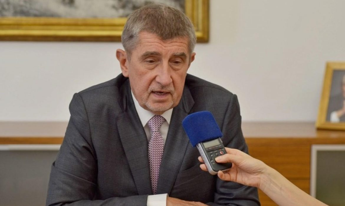 Czech Republic PM Andrej Babis urges EU to ditch Green Deal amid virus.