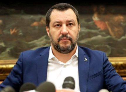 Scandal in Italy: Leaks reveal Magistrates agreed with Matteo Salvini's migrant policy, but attacked him regardless.