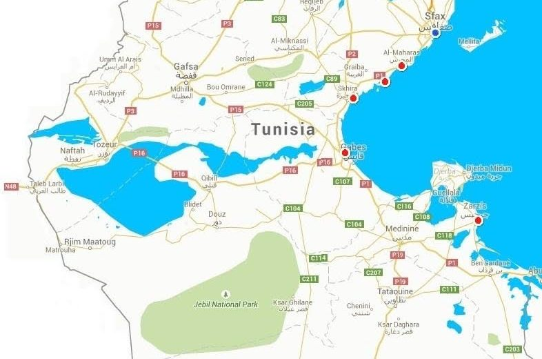 Tunisian migrants reach Italy despite coronavirus lockdown. Plenty of safe ports in Tunisia for returns.