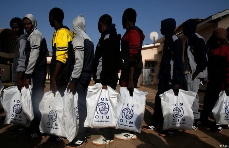UN urges EU member states to disembark illegal migrants.  What's wrong with Tunisia?