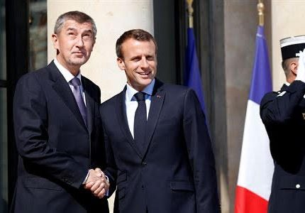 Czech Republic:  Another U-turn for the two-faced  🎭🤹  PM Andrej Babis.