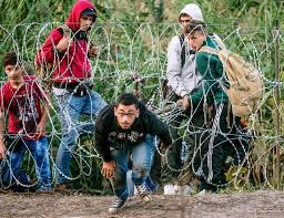EU's top court has ruled that Hungary's detention of illegal immigrants in border zones is illegal.