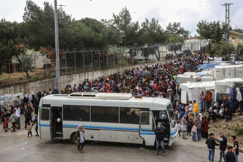 EU Commission determines that the rights of migrants to apply for asylum cannot be suspended, even during the pandemic.