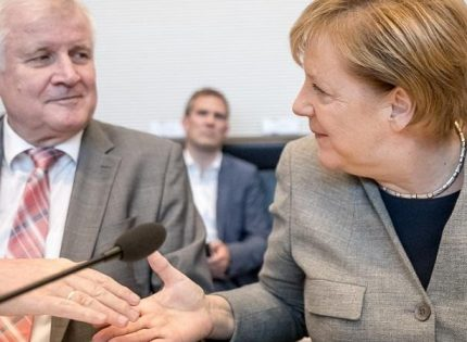 Seehofer Solidarity:  Germany to accept illegal migrants from Malta and Italy.