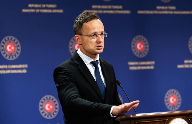 Hungary:  Foreign Minister Szijjártó Calls for New EU-Turkey Migration Deal.  What happened to the first deal?