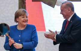 The EU (Germany we should say) continues to appease Erdogan.  This is a mistake for many reasons.