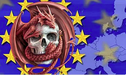More 'social engineering' from cultural Marxists in Brussels:  EU leviathan looking to wipe European nation states off the map.