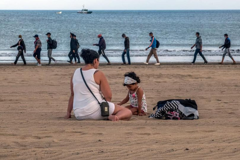 Spain to build Canary Islands illegal migrant camps after 900% rise in arrivals.