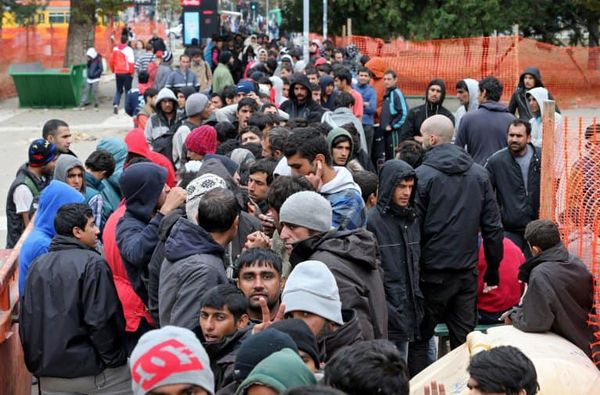 Bosnia: More illegal migrant violence…and they have their eye on entering the EU.