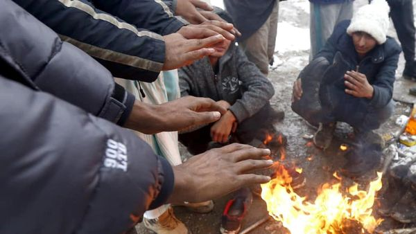 IOM – which receives funding from the 'rich' EU – threatens to cut supplies to Bosnia over conditions of a migrant camp, leaving about 1,500 illegals 'destitute'.