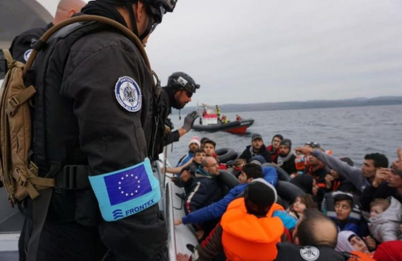 Greece rightly sidelines Danish coast guard unit of Frontex, which refuses to engage in pushbacks (I.e., defending borders).