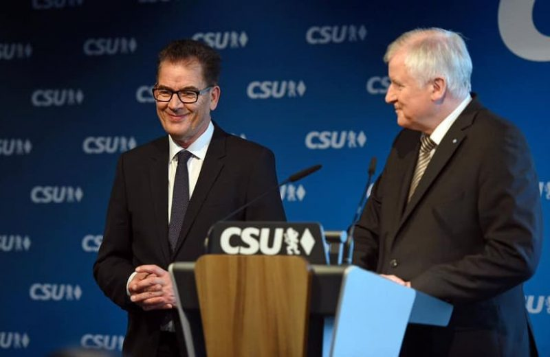 More from the CSU/EPP frauds of Germany.