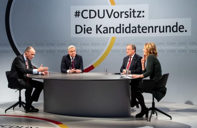 Germany: Friedrich Merz, one of the candidates to become the leader of Germany's CDU, said the country would have significantly fewer people claiming unemployment benefits if it hadn't been for mass immigration.