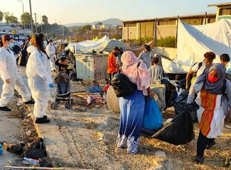 Greece calls for the return of 1,450 illegals to Turkey.