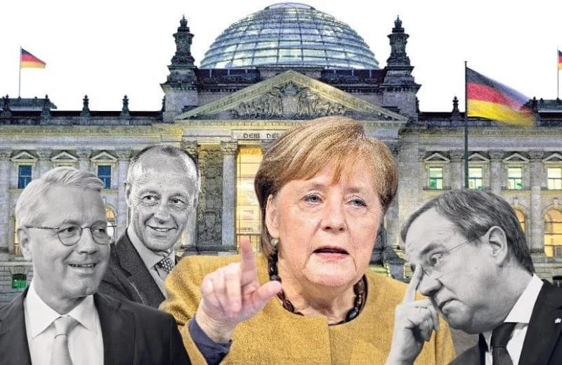 Germany (Thee EU) picks new leaders:  Will the EU implode once it is forced to leave the womb of its Mother?