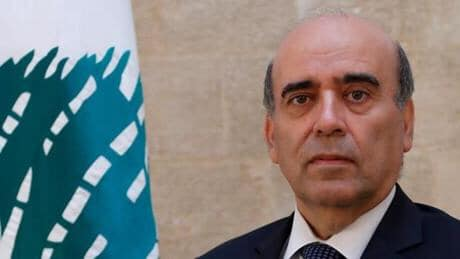Lebanese FM urges the return of Syrian refugees to ease economic burdens.