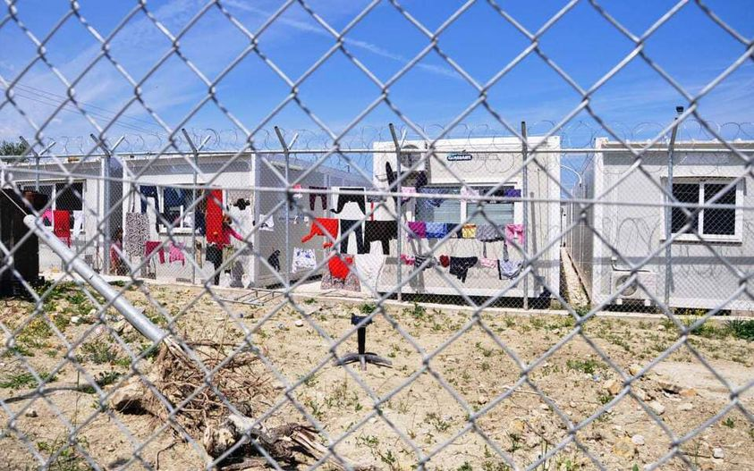 Greece:  Migration ministry to 'speed up' plan for new Chios illegal migrant camp after the court ruling.