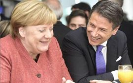 Italy crisis:  Is Merkel's regime about to fall?