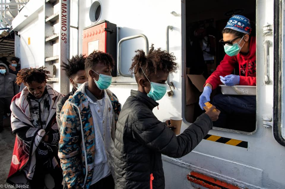 Another border surrender in Italy