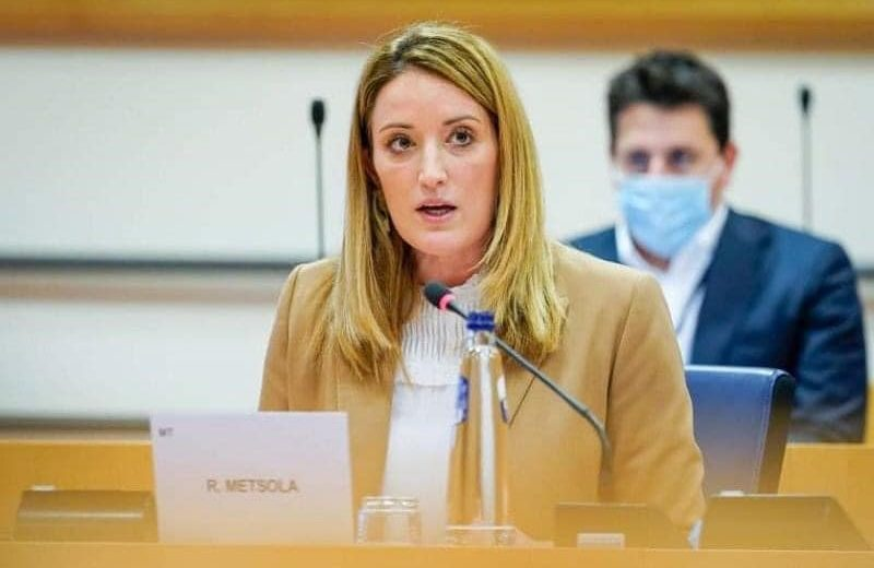 Roberta Metsola elected Chair of the investigative committee on the work of Frontex