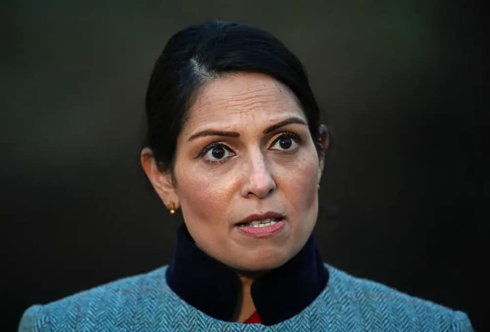 Priti Patel 'plans life sentences for people smugglers' in a bid to stop illegal migration