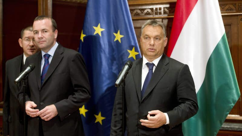 Fidesz to quit Merkel's EPP group before accepting suspension