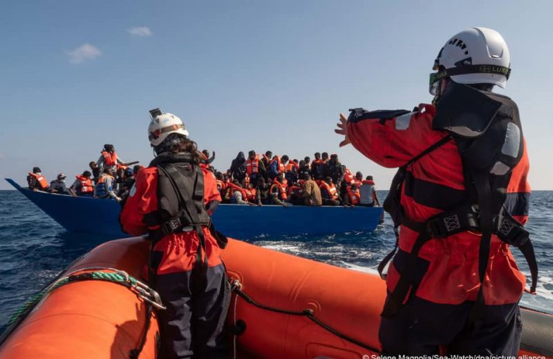 German NGO given permission to disembark 363 illegals in Sicily, blockade of Sea-Watch 4 lifted